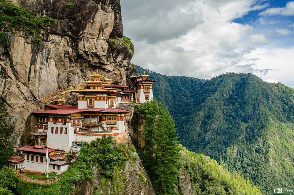 Tiger's nest temple guide - Paro Taktsang Monastery Trail