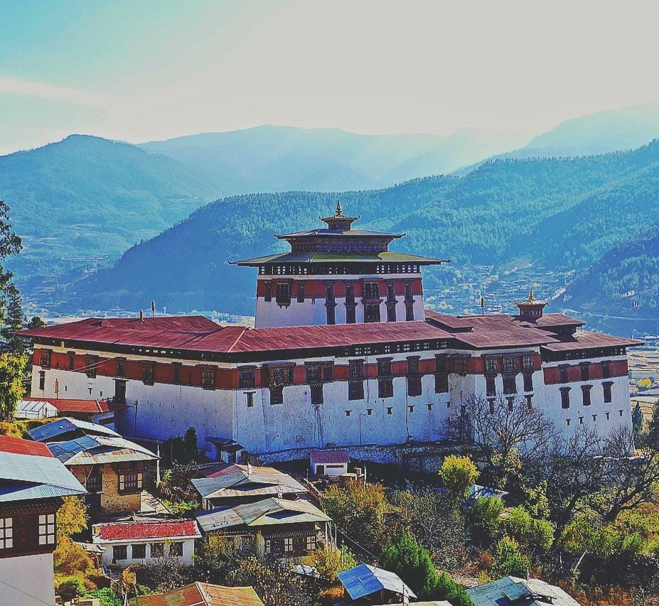 Rinpung Dzong Paro, National Museum of Bhutan_Attractions_Rinpung Dzong_1_@milica_grujic_