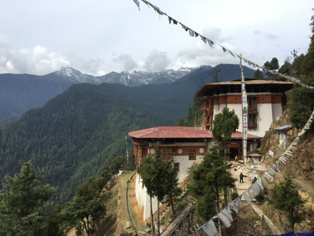 7D6N Bhutan Holiday Deal with Gangtey Nature Trail_D2_Tango Goemba_own pic