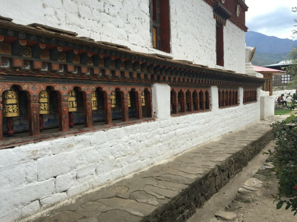 6 Nights Bhutan Vacation Package with Bumdra Trek_D4_Kyichu Monastery_own pic