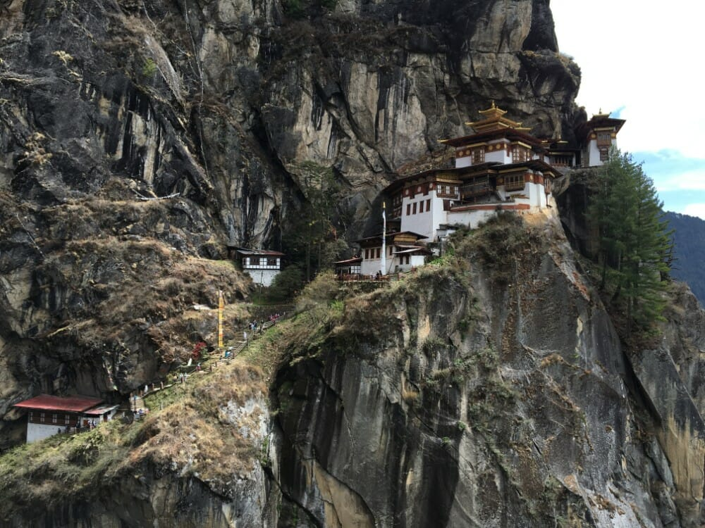 5 Days 4 Nights Bhutan Private Tour with Paro Taktsang Hike_D4_Tiger's Nest_own pic