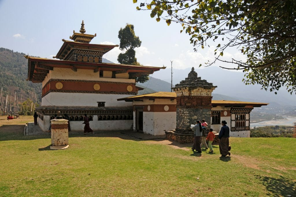 7 Days Bhutan Itinerary with Tiger's Nest Temple Trek_D5 Chimi Lhakhang_wikimedia