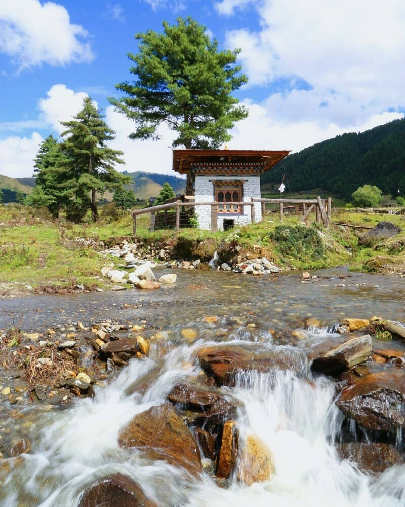 7D6N Bhutan Holiday Deal with Gangtey Nature Trail_D5_Phobjikha Valley_insta @lawlung8714