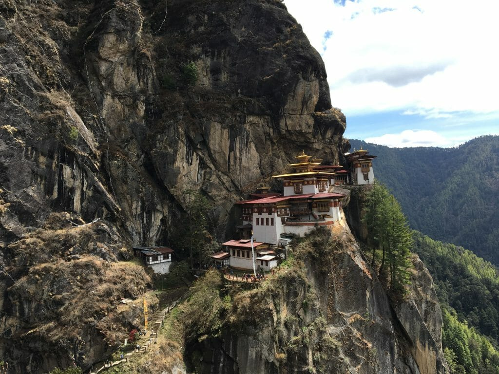 7 Days Bhutan Itinerary with Tiger's Nest Temple Trek_D6 Tiger's Nest_own pic