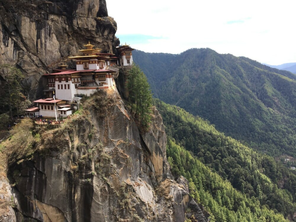 7D6N Bhutan Holiday Deal with Gangtey Nature Trail_D6_Tiger's Nest_own pic