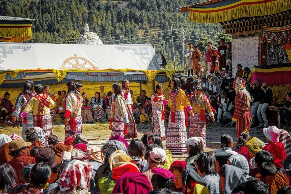 Bumthang Attractions. Things to do in Bumthang Valley_Places_Bumthang_6_Festival