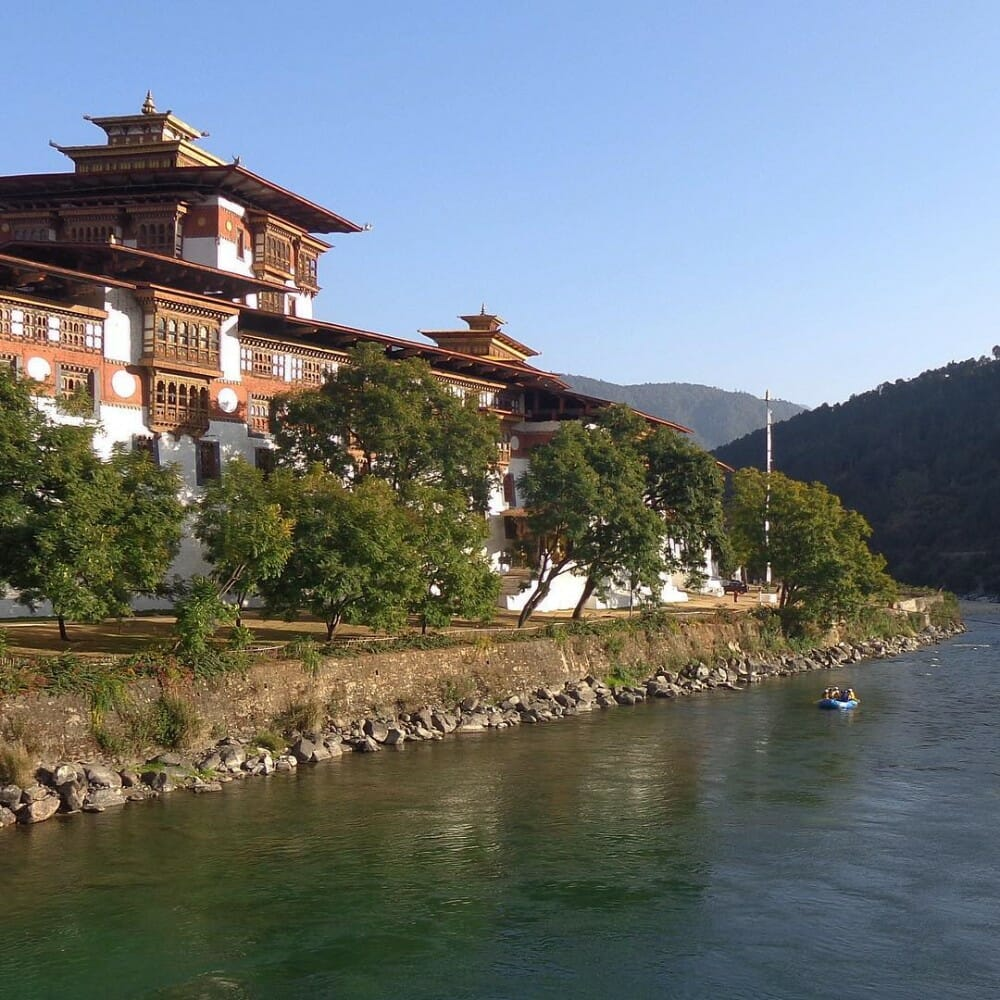things to do in punakha. places to visit in punakha valley__Places_Punakha_2_Dzong