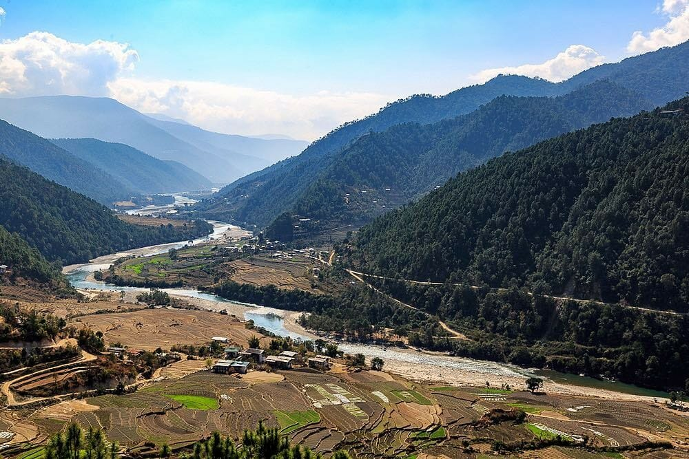 things to do in punakha. places to visit in punakha valley__Places_Punakha_4_Punakha Valley