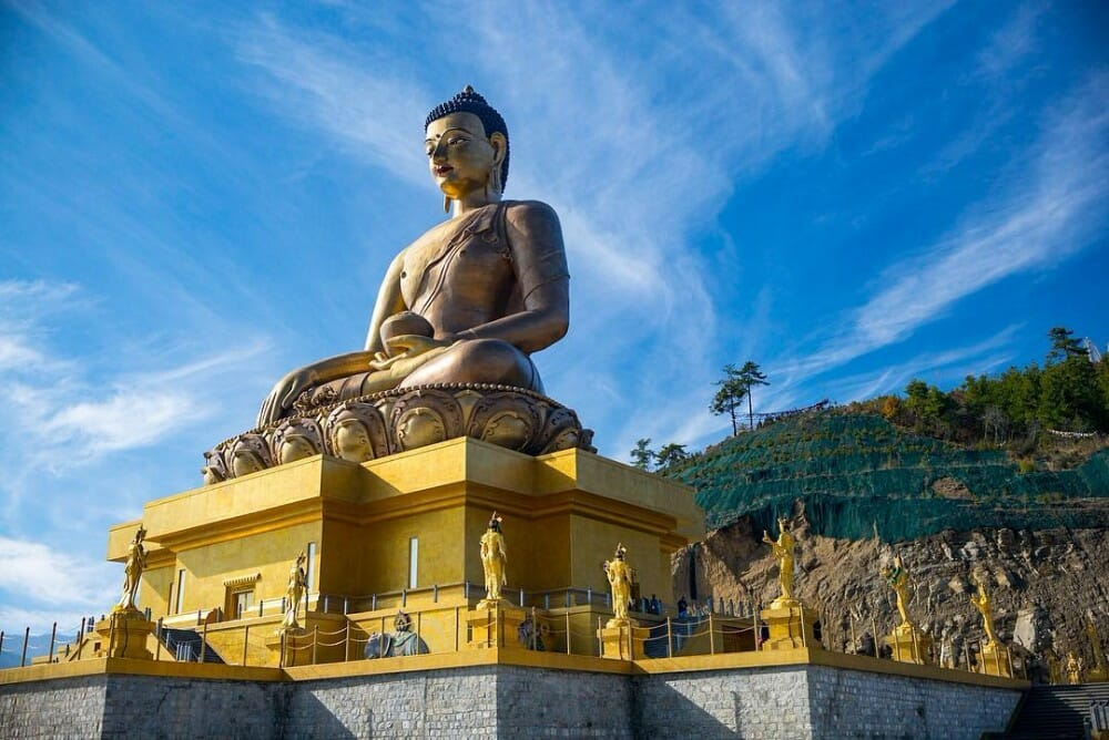 Places to visit in Thimphu. Where are Thimphu points of interest_Places_Thimphu_3_dordenma