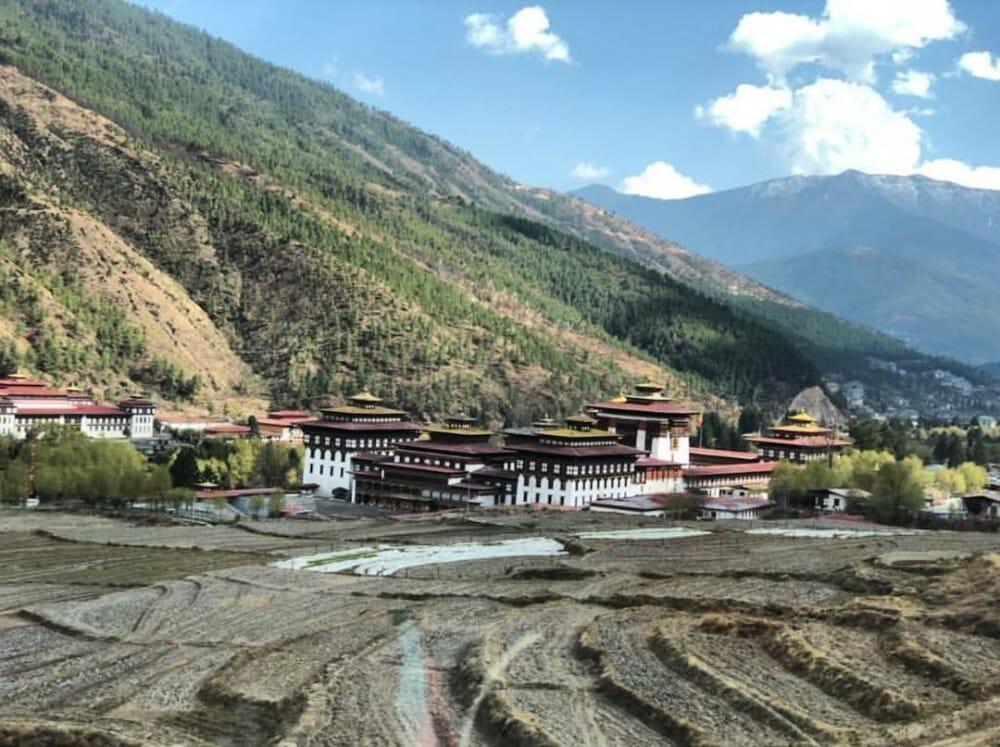 Places to visit in Thimphu. Where are Thimphu points of interest_Places_Thimphu_5_Tashichho