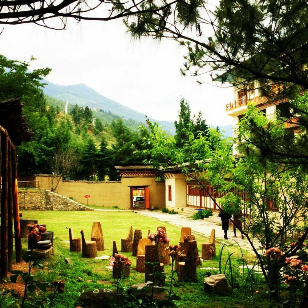 Places to visit in Thimphu. Where are Thimphu points of interest_Places_Thimphu_8_folk heritage museum