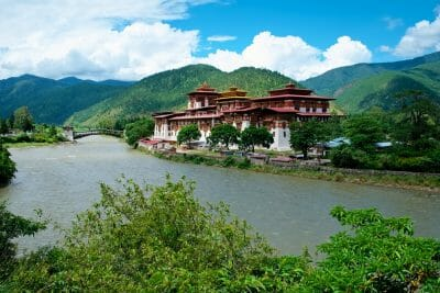 7 Days Bhutan Itinerary with Tiger's Nest Temple Trek Punakha Dzong Bhutan