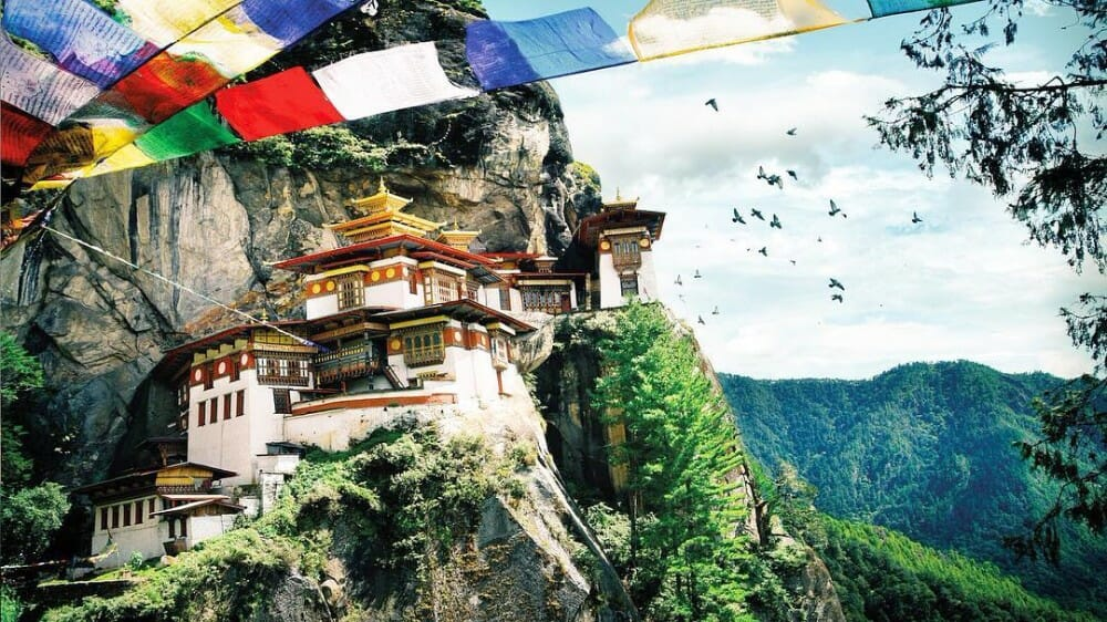 9 Days Druk Path Trek Itinerary Tiger's Nest Bhutan