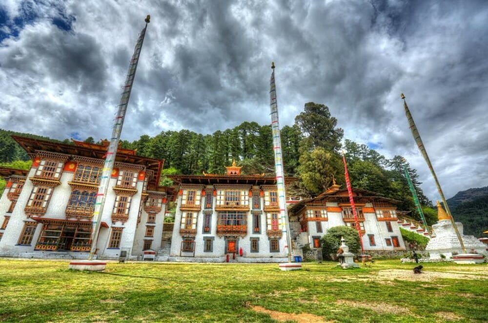 10 Days Central Bhutan Expedition with Bumthang and Trongsa_D4_Kurjey Lhakhang