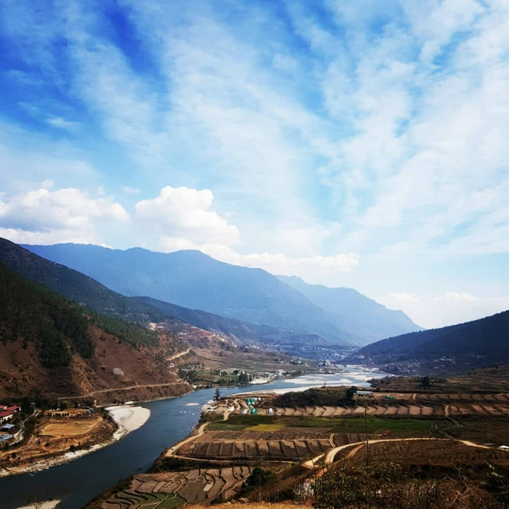 10 Days Central Bhutan Expedition with Bumthang and Trongsa Punakha Valley Bhutan
