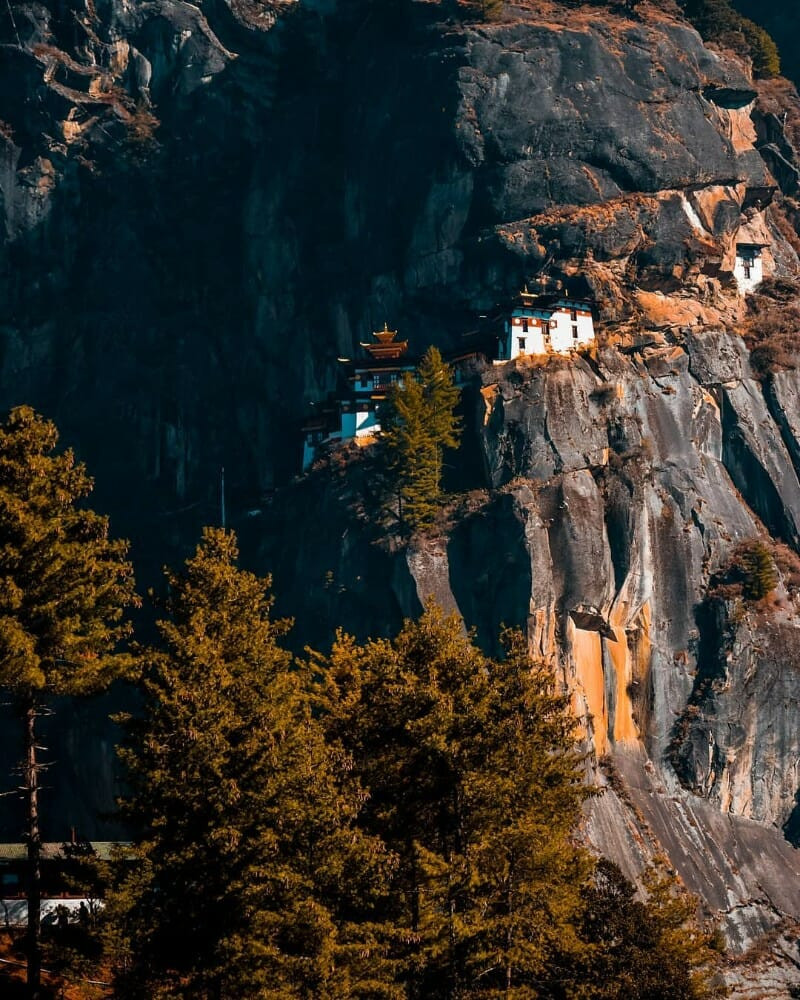 10 Days Central Bhutan Expedition with Bumthang and Trongsa_D9_Tiger's Nest