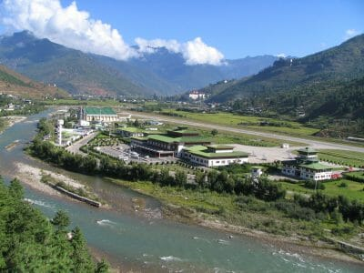 How to get Bhutan tourist visa costs and requirement_Paro_Airport